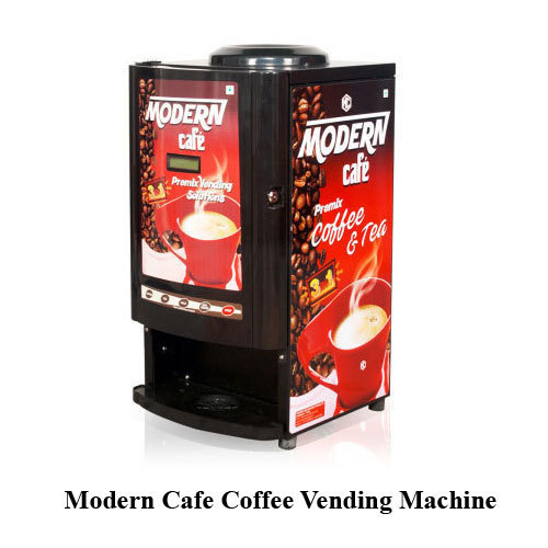 Da Modern Cafe Modern Cafe Coffee Vending Machine, Rs ...