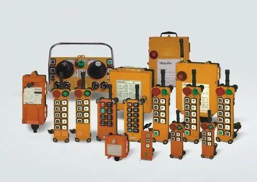EOT Cranes Communication System