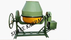 Bed Type Electric Concrete Mixer Machine