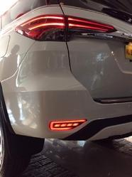Rear Bumper LED Reflector Lights For Fortuner