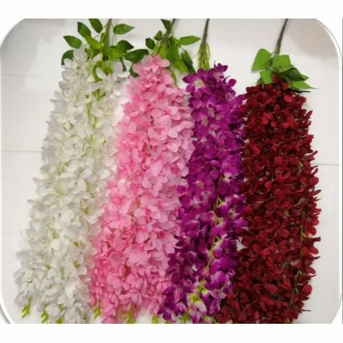 Wedding Pp Drooping Orchid Big Artificial Flower Packaging Type