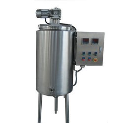 Jacketed Mixing Vessel & Storage Tank