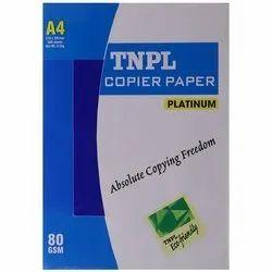 80 GSM TNPL A4 Size Copier Paper