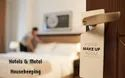 Deep Cleaning Hotels & Motels Housekeeping Service