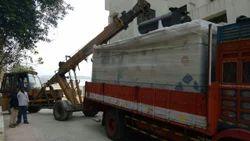 Unloading Service of DG Set