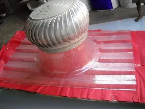 Polycarbonate Air Ventilator Base Plates