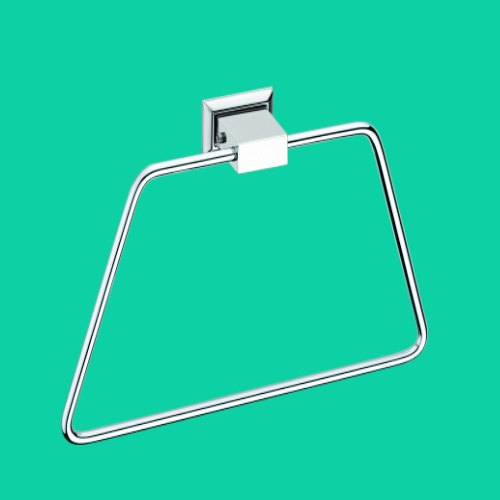 Square Towel Ring By Dyna