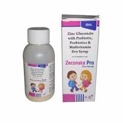 Zinc Gluconate With Prebiotic Probiotics