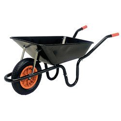 Single Wheeled Wheelbarrow