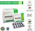 Alvitom Soft-gel Capsules (Ginseng Extract) by Sherwell Biotech