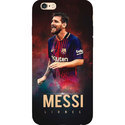 Soft Tpu Multicolor Lionel Messi Mobile Back Cover, Packaging Type: Box
