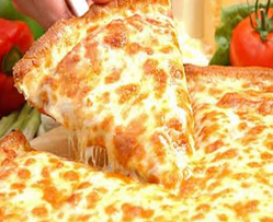 Double Cheese Pizza