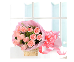 Pink Charm Flowers