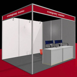 Exhibition Stall Advertising