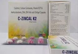 C Zincal K2 Capsules