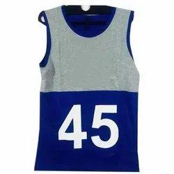 9d72d8b6 Cotton Round Mens Sleeveless T Shirt, Rs 100 /piece, Marvel White Ag ...