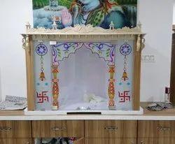 Designer Glass Temple