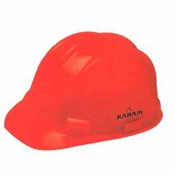 Karam Red Safety Helmet