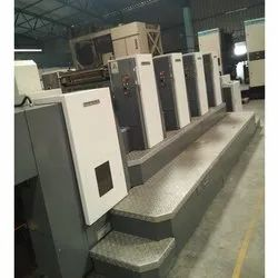 Shinohara Fully Loaded Offset Printing Machine