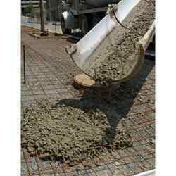 Well Mixed Concrete, For Construction