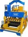 Solid/ Hollow Block making Machine