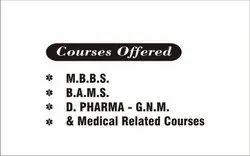 Diploma Medical CMS ED ,DEHM,BEMS,DAMS,DHMS Course in