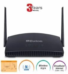Wireless Or Wi-fi IBall WRB-303N Router, 300 Mbps, Model Number: Ib-wrb303n