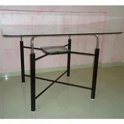 Glass Table Top Dinning Table