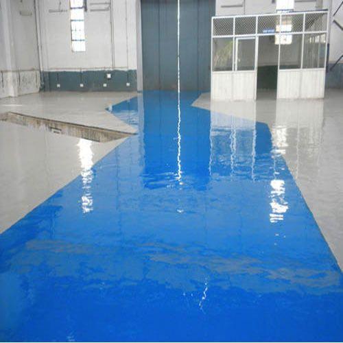 Industrial PU Flooring Service