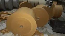 Golden Kraft Paper, Packaging Type: Reel, 50 To 100