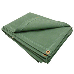Green Heavy Duty Cotton Canvas