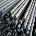 Hot Rolled Tmt Round Steel Bar, Diameter: 6-20 Mm