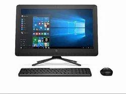 Black HP All In One 20-c416il Desktop Computer