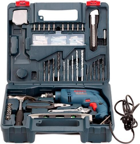 Bosch impact drill gsb 500 re kit professional, Warranty: 1 year