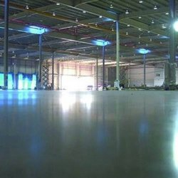 Steel Fibre Concrete Flooring