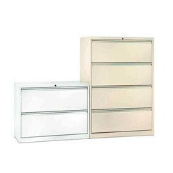 Godrej Lateral Filing Cabinet, Height: 502 to 1347.5 mm