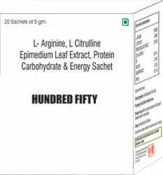 Protein Carbohydrate And Energy Sachet