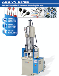Three Pin Plug Moulding Machine