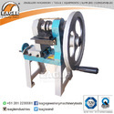 Jewellery Gold Hand Powered Strip Cutter Machine
