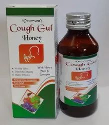 Honey based cough syp