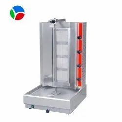 Livecook Gas Shawarma Machine