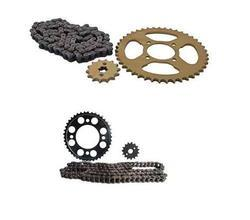 Motorcycle Sprockets & Chains