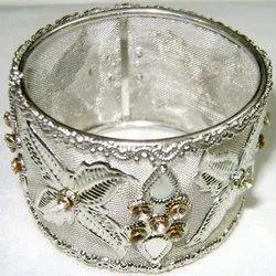 Antique Metal Napkin Ring