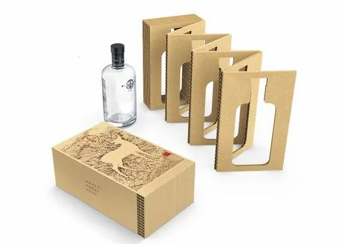 Liquor Packaging Boxes
