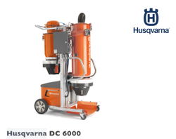 Husqvarna Dual Drive Grinding Machines DC 6000