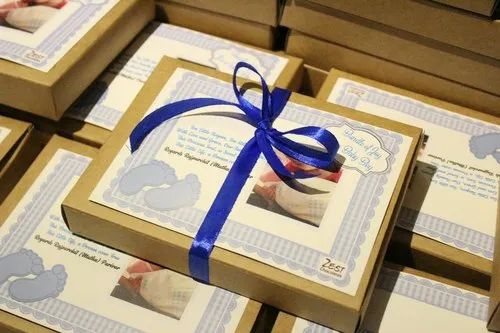 personalised gifts - Baby Boy Chocolate