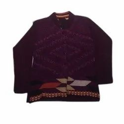 Ladies Trendy Woolen Sweater