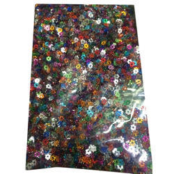 Colored Flower Sequins