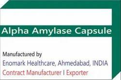 Alpha Amylase Capsule