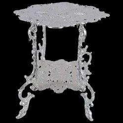 Aluminium Table Statue